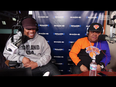 Sway Teaches Fred the Godson New Words, Talks Health Issues, & Performs Live on Sway in the Morning