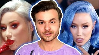 Iggy Azalea - Sally Walker (Music Video) [REACTION]