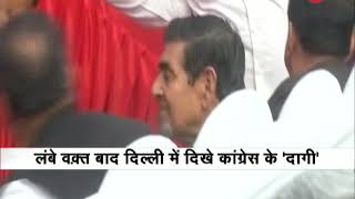 1984 anti-Sikh riots accused Jagdish Tytler seen at Congress event