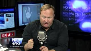 Alex Jones on Laying Down to Criminal Government