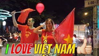 TÂM BÃO U23 phố tây Bùi Viện QUẨY xuyên đêm |  Guide Saigon Food