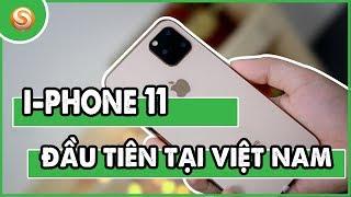 Tin tức công nghệ | Iphone 11 lần đầu XUẤT HIỆN tại Việt Nam