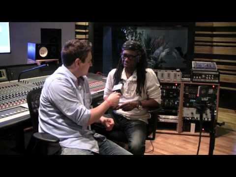 Nile Rodgers Interviewed at the Red Bull Music Academy Madrid