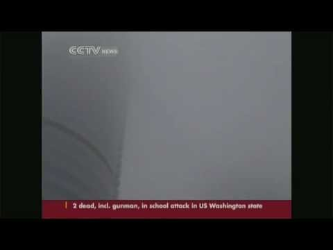 Expressways closed due to heavy smog in N.China