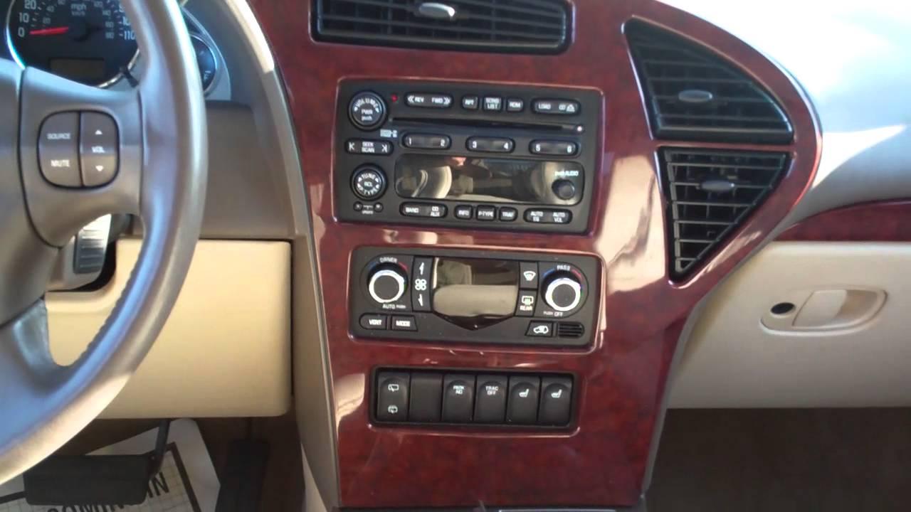 2005 Buick Rendezvous Cxl With Dvd Dekalb Il Cortland Il
