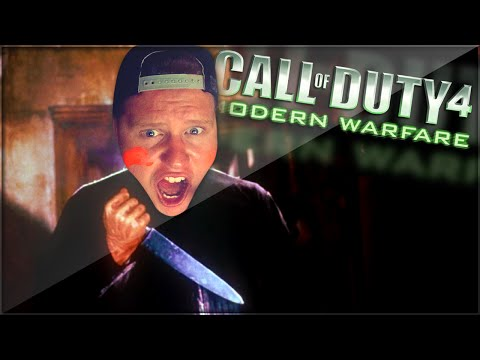 PRISON SHOWERS! (COD 4 Mike Myers)