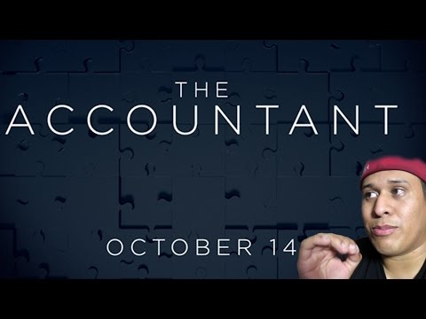 Watching The Accountant Screening With Gavin O'Connor And My REVIEW