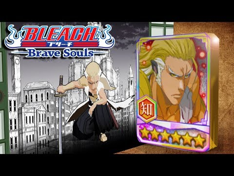 Bleach Brave Souls (Gameplay): Sajin Quick Look!