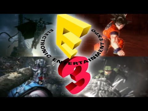 Best Games Of E3 2014!