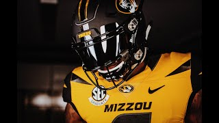 Mizzou Football Pump Up 2019