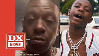 Boosie Badazz Claims He Had 'Grown Woman' Perform Oral On Underaged Son & Nephews
