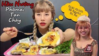 NanaLiu Ăn Hàu Nướng Phô Mai 🧀 Tan Chảy , Giải Thích Về Người Bí Ẩn