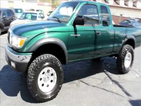 2002 Toyota Tacoma 4x4 Sr5 Trd Off Road Package 3 4l V6 Autos Inc Youtube