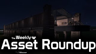 Cities: Skylines - The Weekly Asset Roundup (21/09)