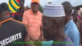TOGO/ La Coalition des 14 accueillie chaleureusement à Sokodé