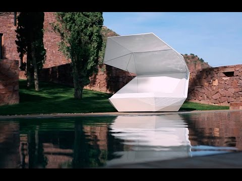 VONDOM DAYBED FAZ COLLECTION by Ramón Esteve HD new