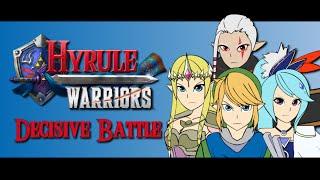 Hyrule Warriors - Decisive Battle