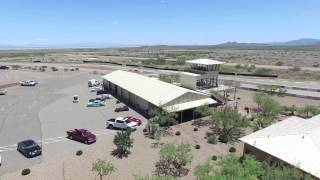 A bird's eye view of Inde Motorsports Ranch - North America's Motorsports Oasis