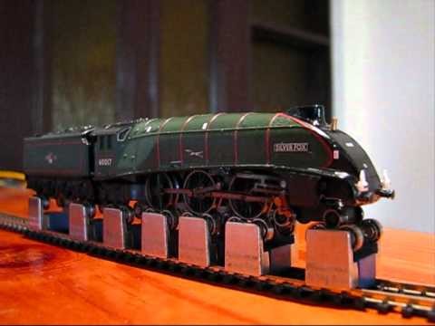 Graham Farish n gauge A4 DCC Sound smoke and lights