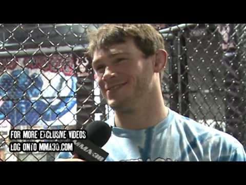 Forrest Griffin post UFC 101 - MMA:30 EXCLUSIVE! Video
