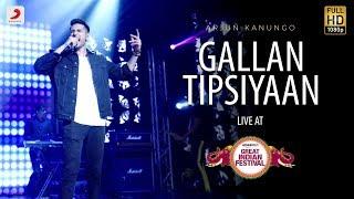 Gallan Tipsiyaan - Live @ Amazon Great Indian Festival | Arjun Kanungo