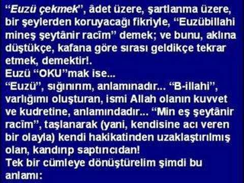 "Ahmed Hulûsi ""KANMAYIN"" 1.Bölüm"
