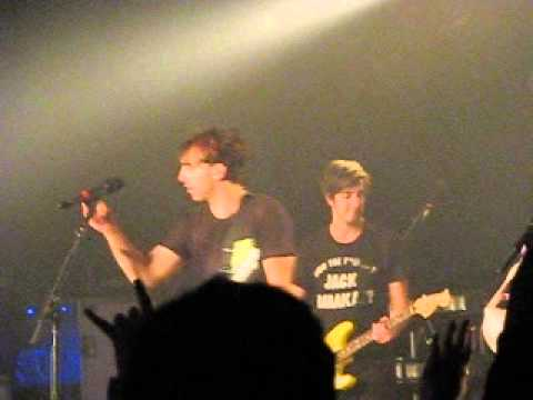 All Time Low - Dear Maria, Count Me In [live Performance ; 11.13.12] video