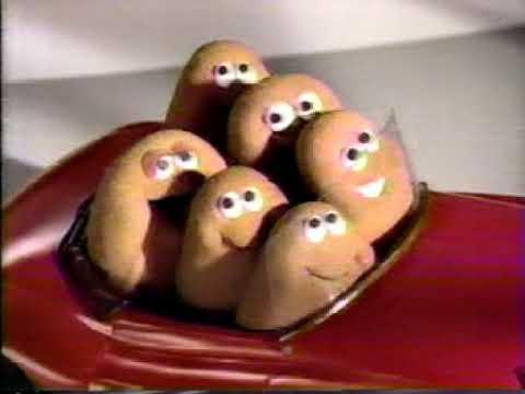 McDonalds Commercial 1989 McNugget Buddies