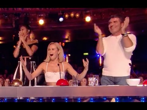 Little Comedian Ned Is So SAVAGE, He INSULTS Even JUDGES!   Week 1   Britain's Got Talent 2017
