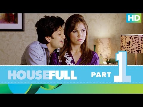 Housefull | Funny Moment - Part 1 | Akshay Kumar, Ritesh Deshmukh, Deepika Padukone, & Lara Dutta thumbnail