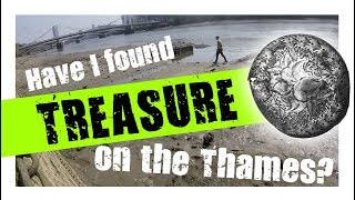 Mudlarking NEW spoil heaps to find Treasure on the Thames Foreshore