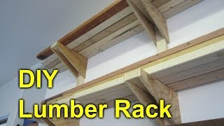 Play diy shop or garage shelf for storage and for Cheap decking boards b q