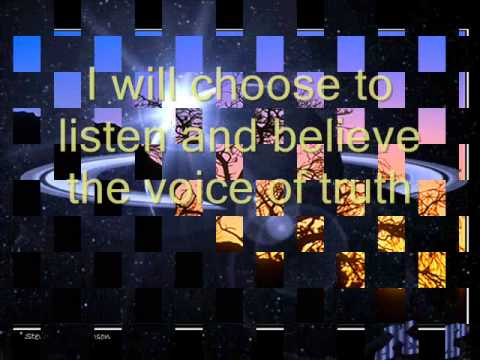 Voice Of Truth With Lyrics video