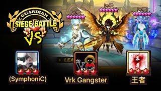 Beating the Best Meta Nb5 Defense for Guardian Siege Battles - Summoners War