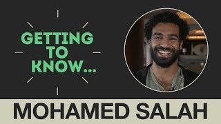 محمد صلاح: لم أستمتع بالدراسة.. وابنتي أفضل الأصوات المزعجة