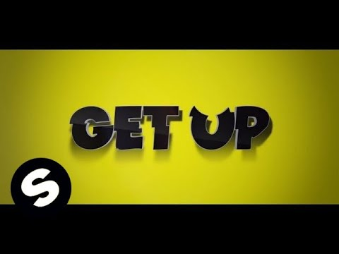 Bingo Players Ft. Far East Movement - Get Up (Rattle) [Lyric Video]