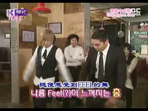 (super Junior)爆笑混亂的dance Battle video