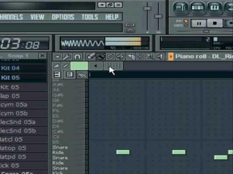 how to make good drum loops fl