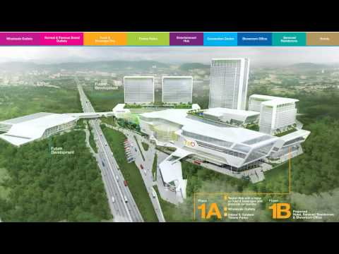 """The """"TWO"""" Rawang, property investment in Kuala Lumpur"""