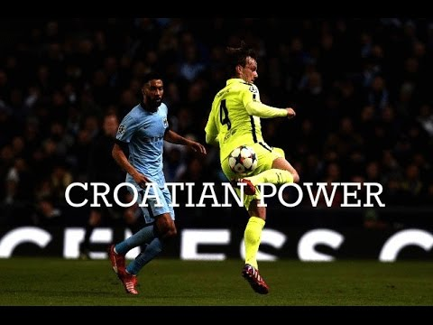 Ivan Rakitic - Croatian Power - 2015