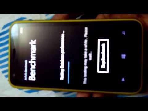 Nokia Lumia 620 Antutu Benchmark Test & Score