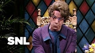 Church Chat: Satan - SNL