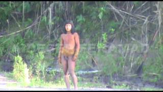 Uncontacted tribe: new footage of Peru