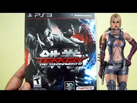 Unbox: Tekken Tag Tournament 2