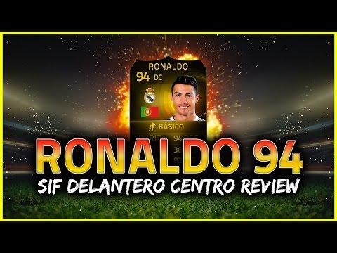 FIFA 15 | CRISTIANO RONALDO 94 SIF DC! - REVIEW