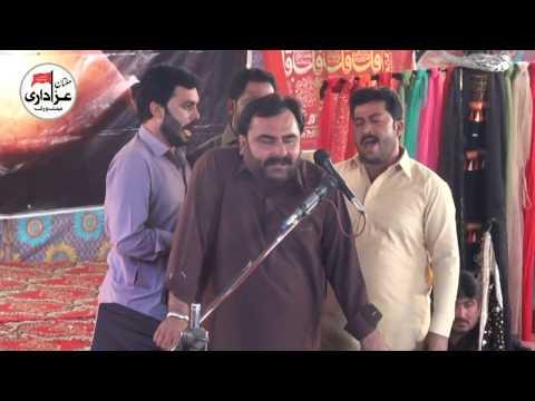 Zakir Syed Muhammad Hussain Shah | 4 Rabi Awal 2017 | Qasida And  Masiab | Khanewal