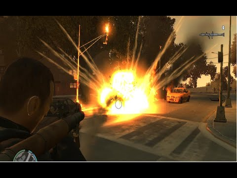 GTA 4 Gameplay on Haswell Core i3-4130   Intel HD Graphics 4400   8 GB DDR3