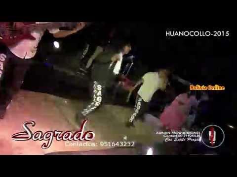 CUMBIA BOLIVIA - EDGAR COARI Y SU GRUPO SAGRADO EN VIVO 2015 HUANOCOLLO #13 (BOLIVIA ONLINE©)