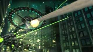 Lego Alien Conquest commercial, 2011 HD