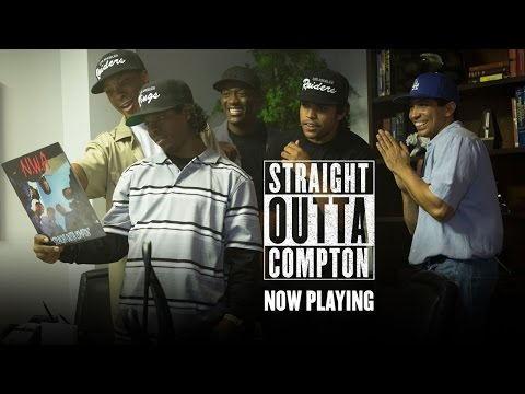 Straight Outta Compton - Now Playing (HD)